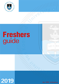 Freshers Guide 2019