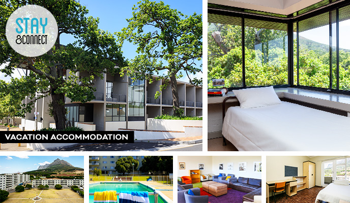 Vacation Accommodation - UCT Stay&Connect